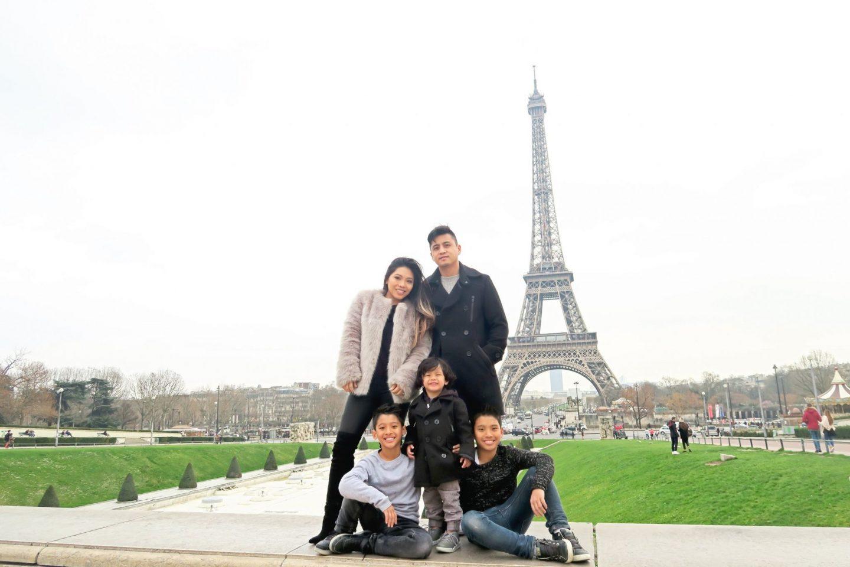 Paris City Guide Trip with Kids
