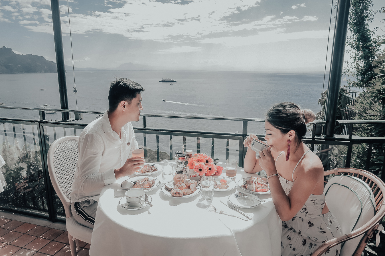Best View in Amalfi