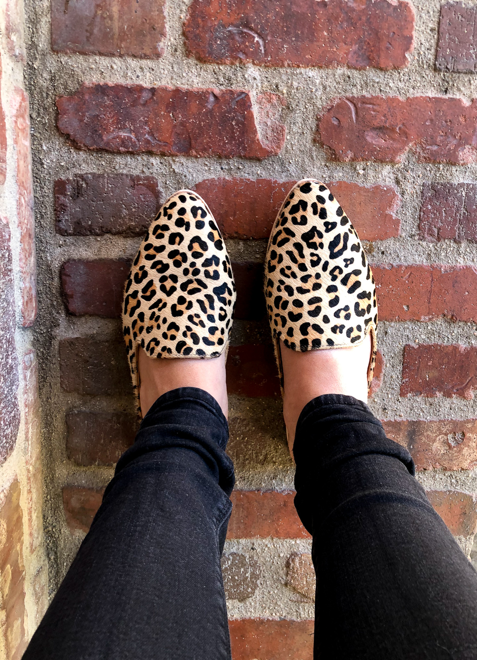 How to wear leopard mules