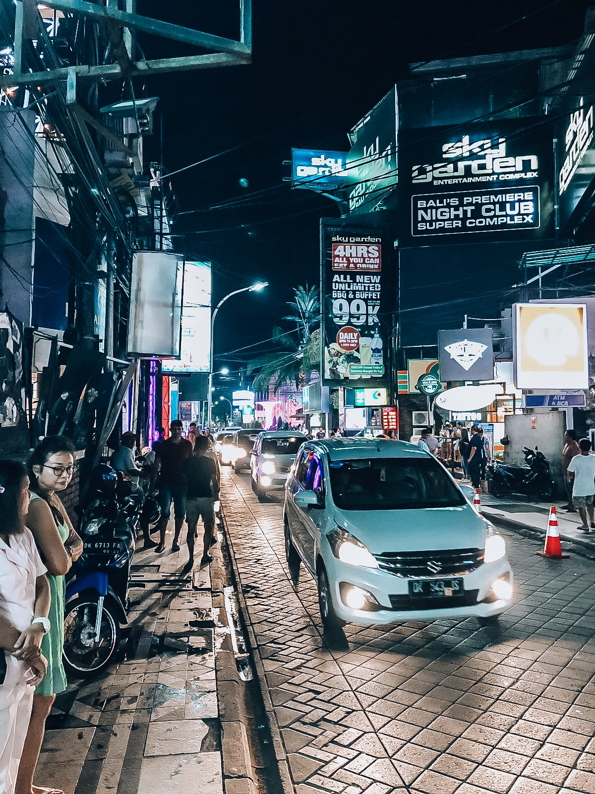 Kuta Nightlife